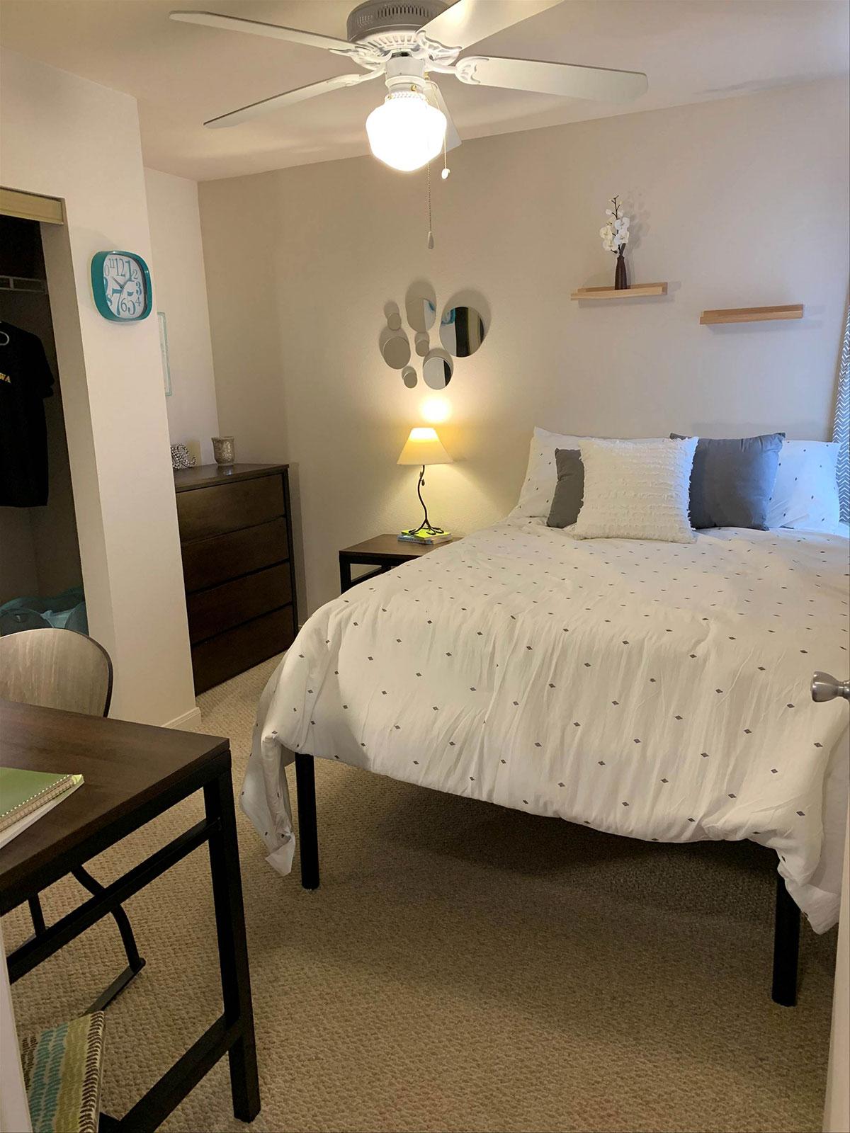 The Quarters Cedar Falls Bedroom